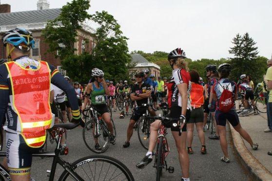 CCGF memorial ride 2012 bikers