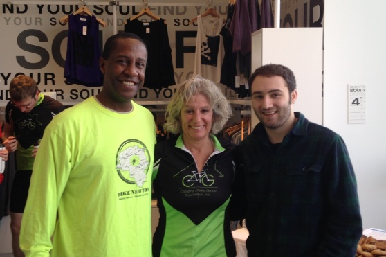SoulCycle CCGF Benefit 2015